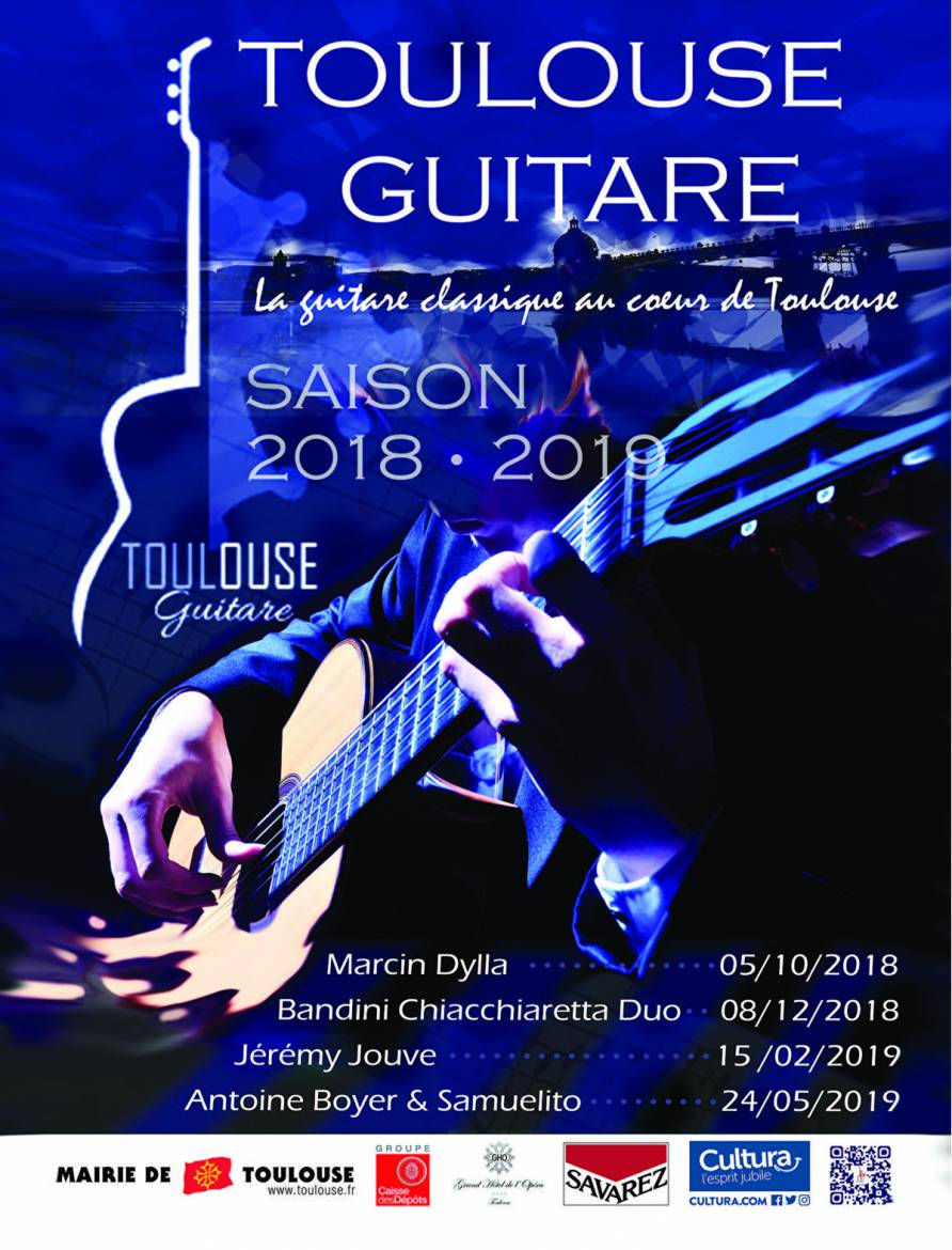 Toulouse Guitare New