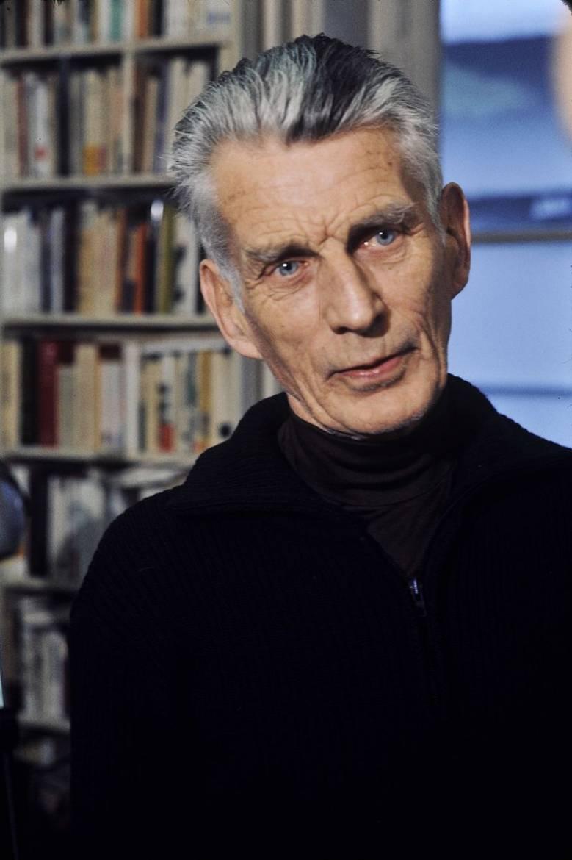 Samuel Beckett (Roger Pic - Bibliothèque nationale de France)