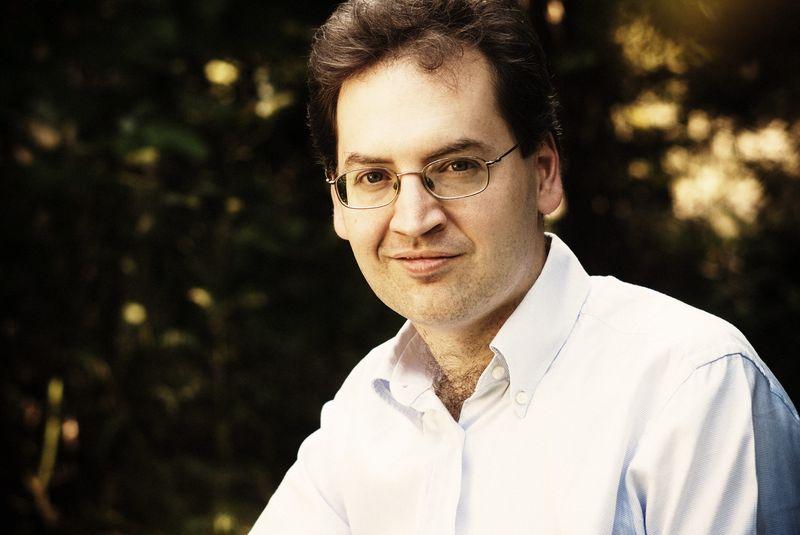 Le pianiste hongrois Dénes Várjon © Balazs Borocz