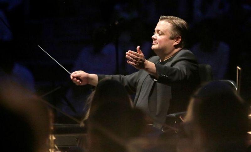 Mikko Franck, directeur musical de l'Orchestre Philharmonique de Radio France - Photo Jean-François Leclercq -