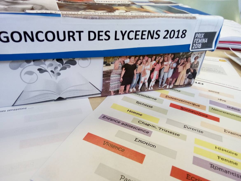 Goncourt Des Lyceens