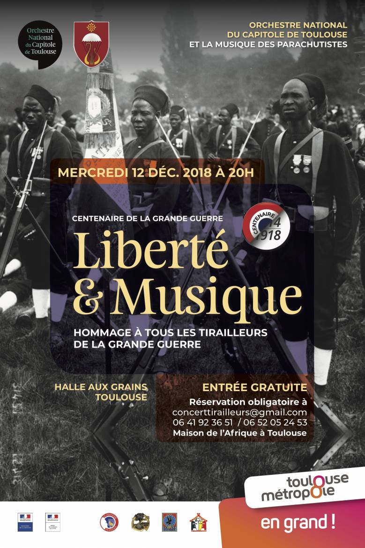 Liberte Et Musique
