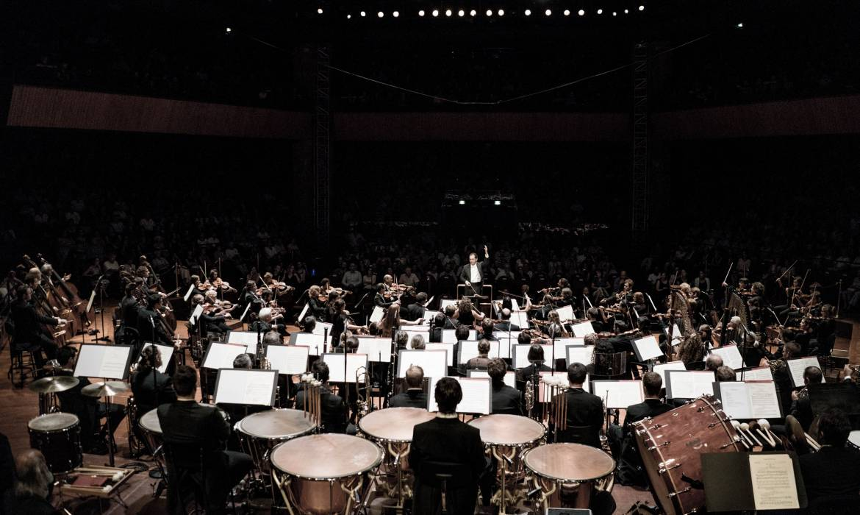 Orchestre National du Capitole / Tugan Sokhiev © Marco Borggreve