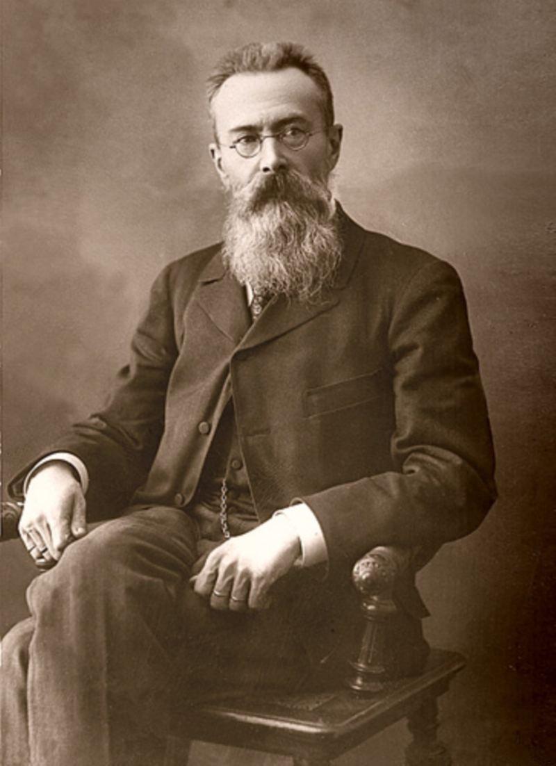 Rimski-Korsakov en 1897