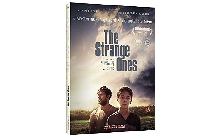 The Strange Ones DVD