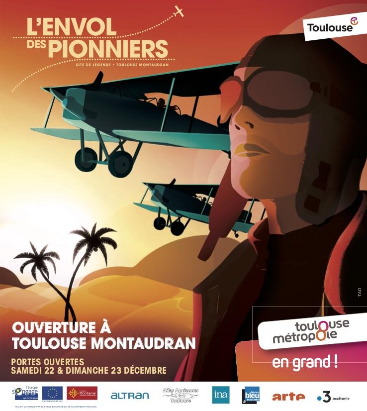 Envol Des Pionniers