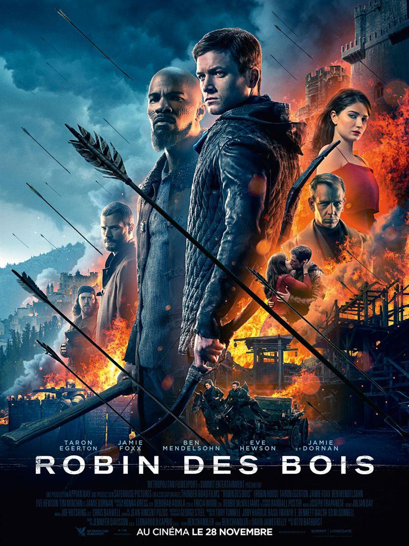 Robin Des Bois 2018 Affiche