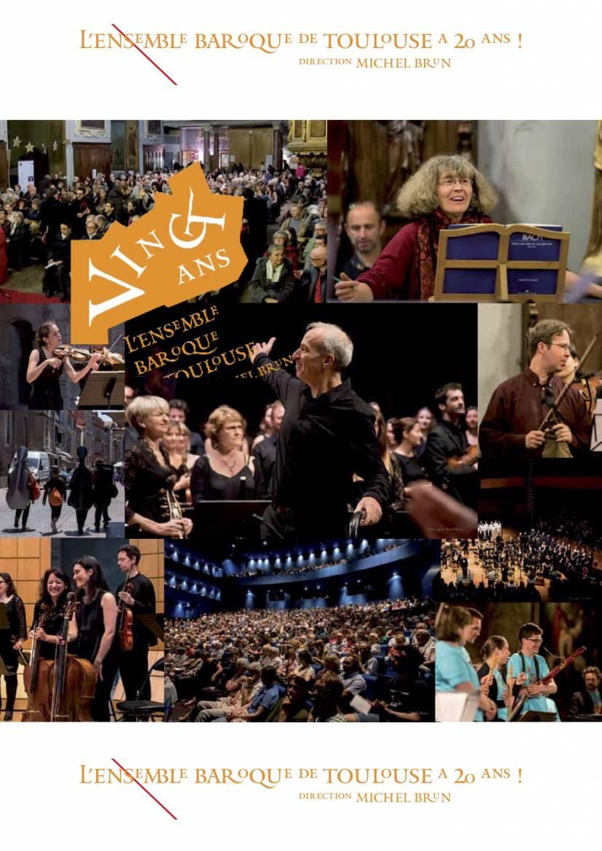 Ensemble Baroque 20ans