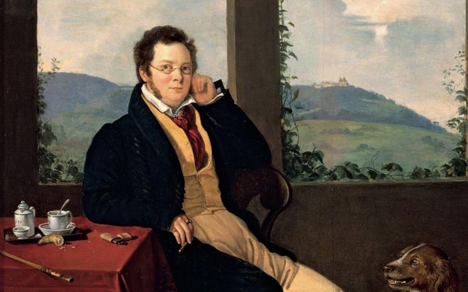 Franz Schubert / Gábor Melegh (1827)