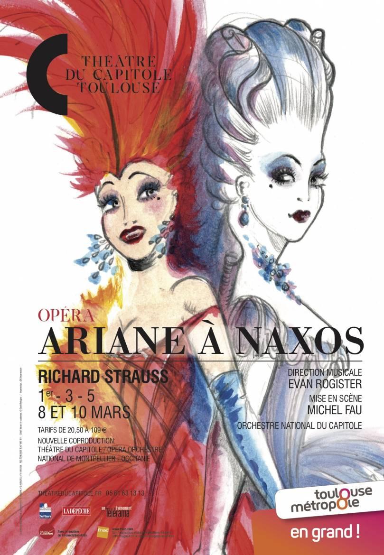 Ariane À Naxos
