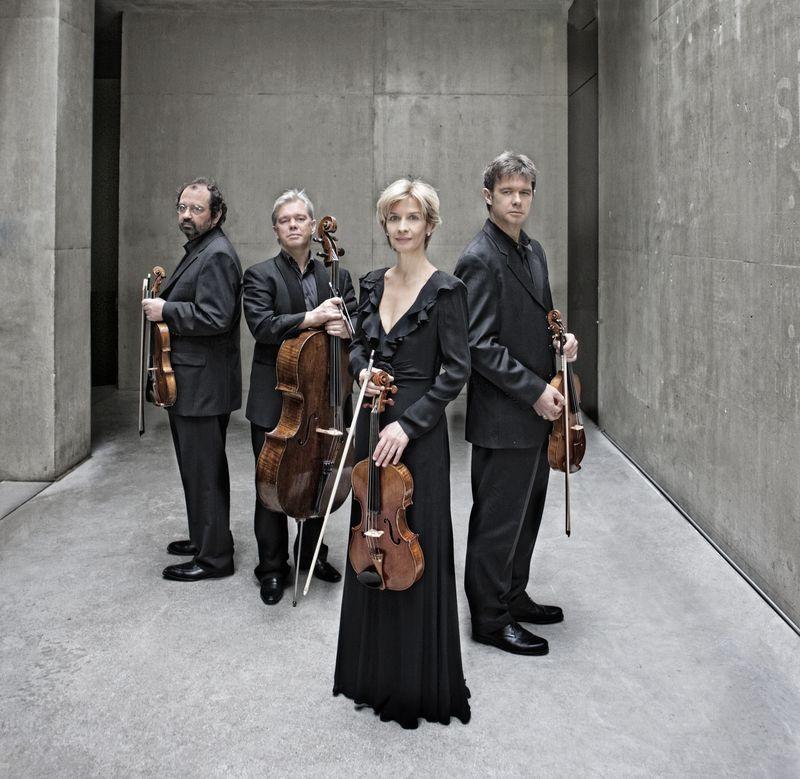 Le Quatuor Hagen de retour à Toulouse - Photo Harald Hoffmann -