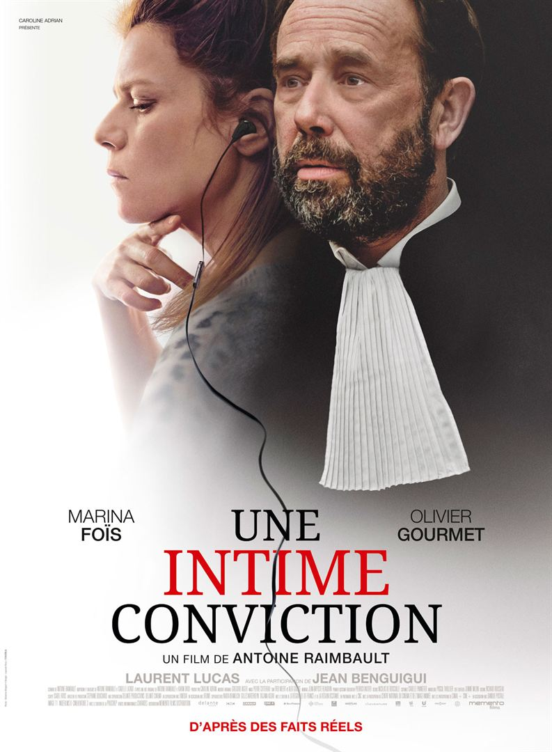 Intime Conviction Affiche