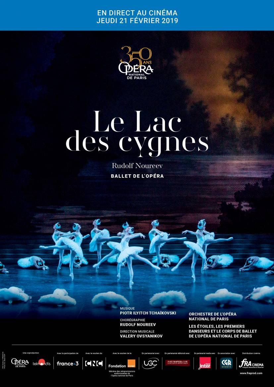 Lac Des Cygnes Cgr