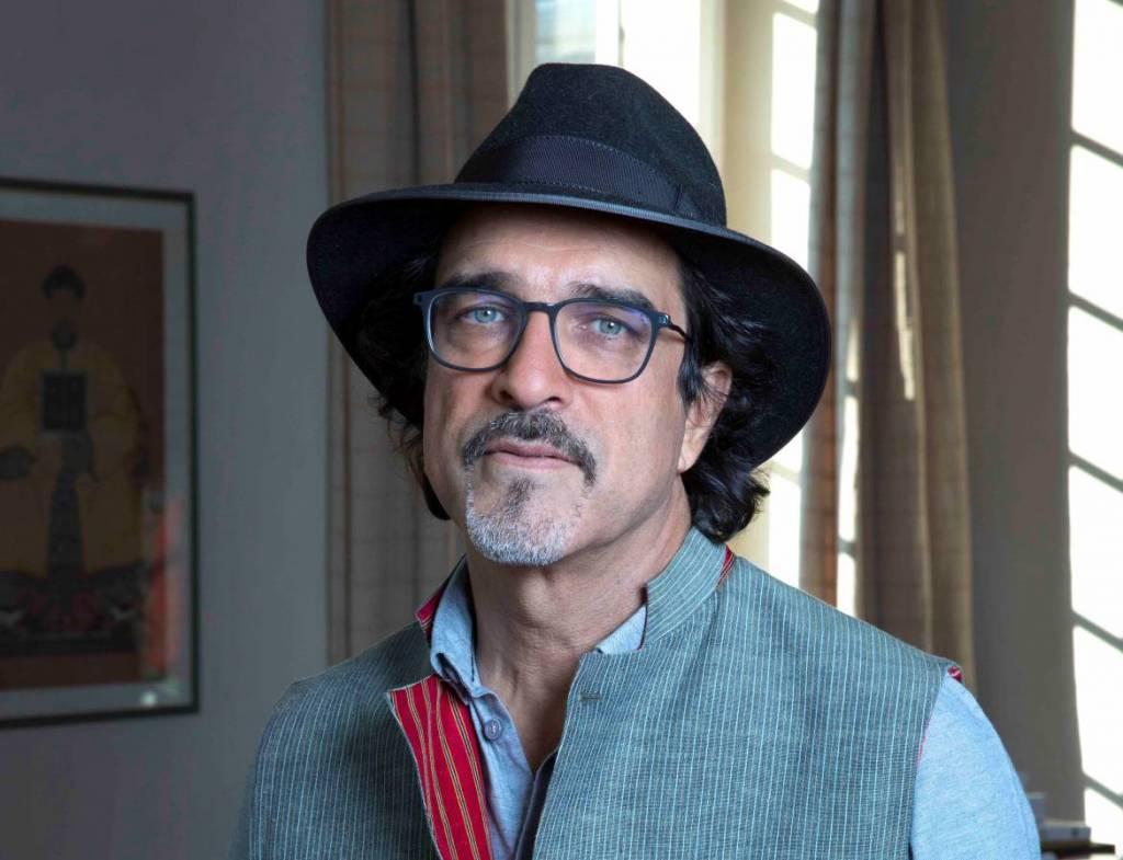 Atiq Rahimi © Hélène Bamberger/P.O.L