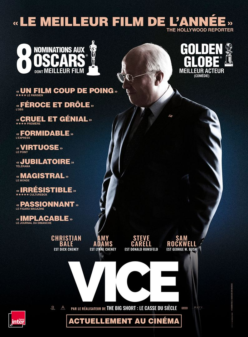 Vice Affiche