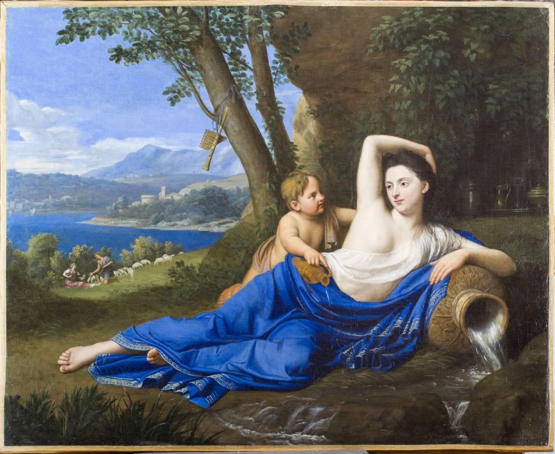 Colombel Portrait De Femmes