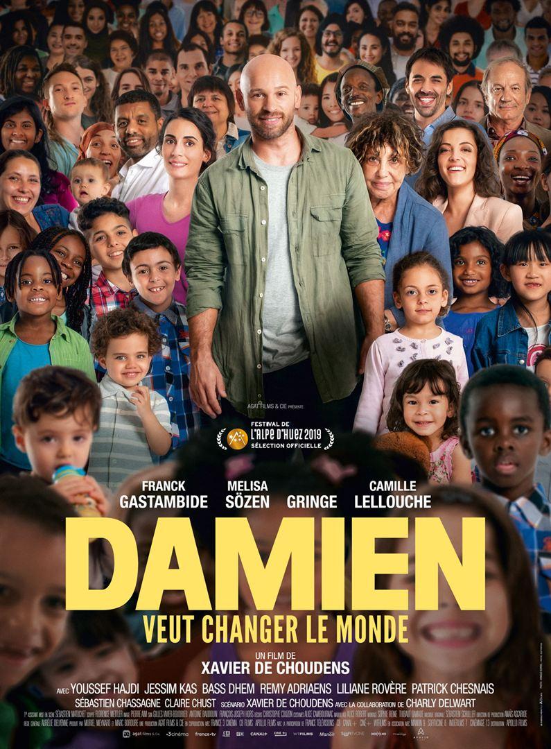 Damien Affiche