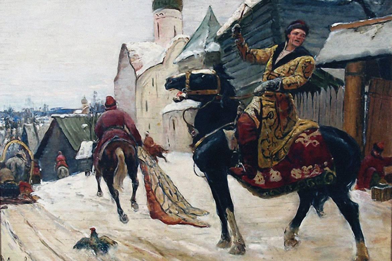 La Terreur Sous Ivan IV