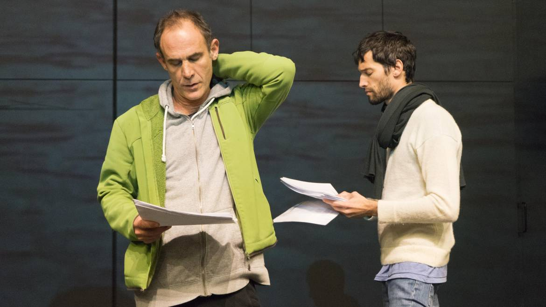 Laurent Pérez / L'Émetteur Compagnie © Mathieu Hornain