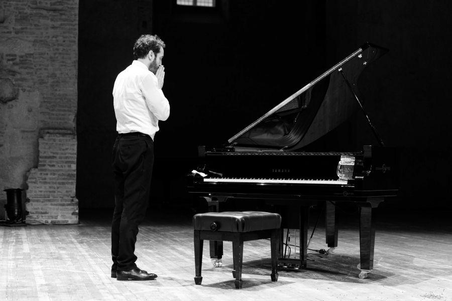 Pierre Rigal par Carmen Legros