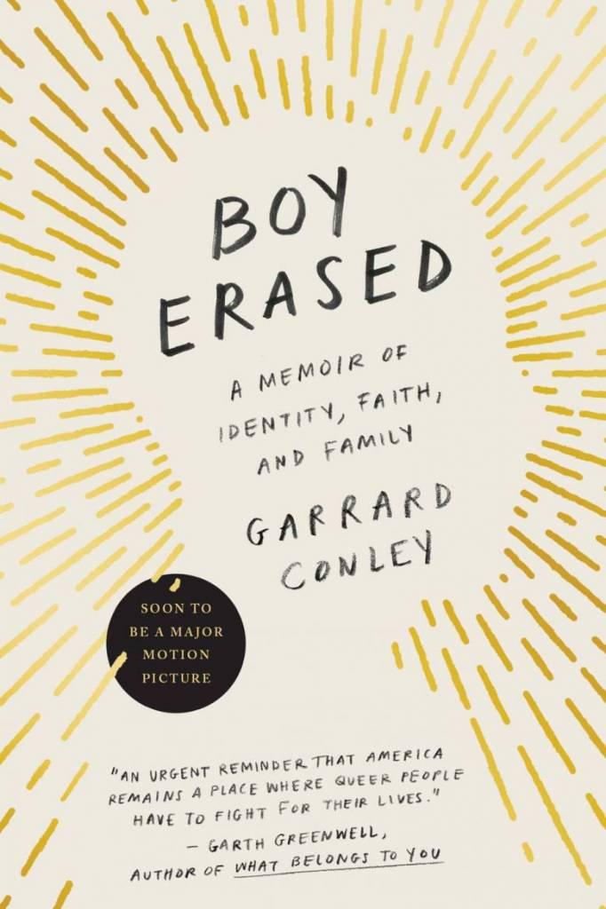 Boy Erased Book