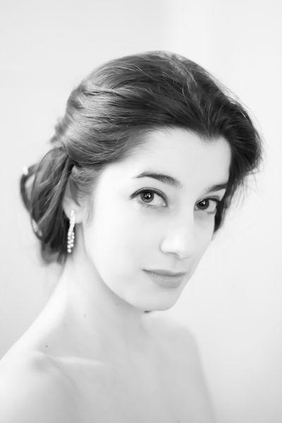 la soprano portugaise Raquel Camarinha