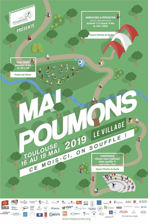 Mai Poumons 2019