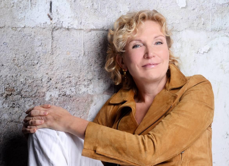 La soprano allemande Anne Schwanewilms - Photo Studioline -