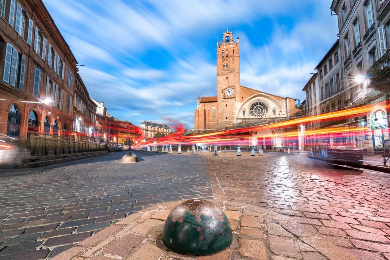 Place Saint-Etienne • Toulouse
