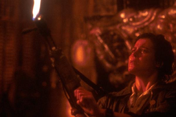 Alien, le huitième passager • Sigourney Weaver © UFD