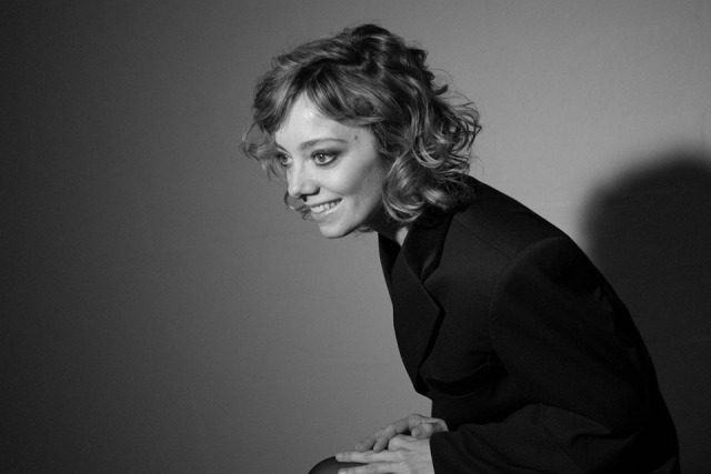 Aurelia Thiérrée - photo Benjamin Travade