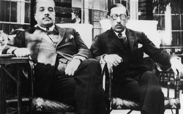 Diaghilev Et Stravinski