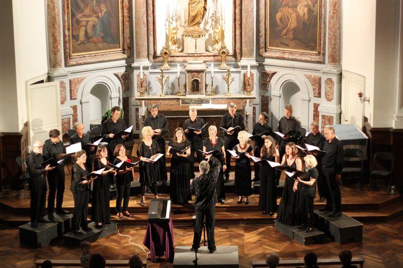 L'Ensemble Didascalie, sous la direction de Pierre Vié