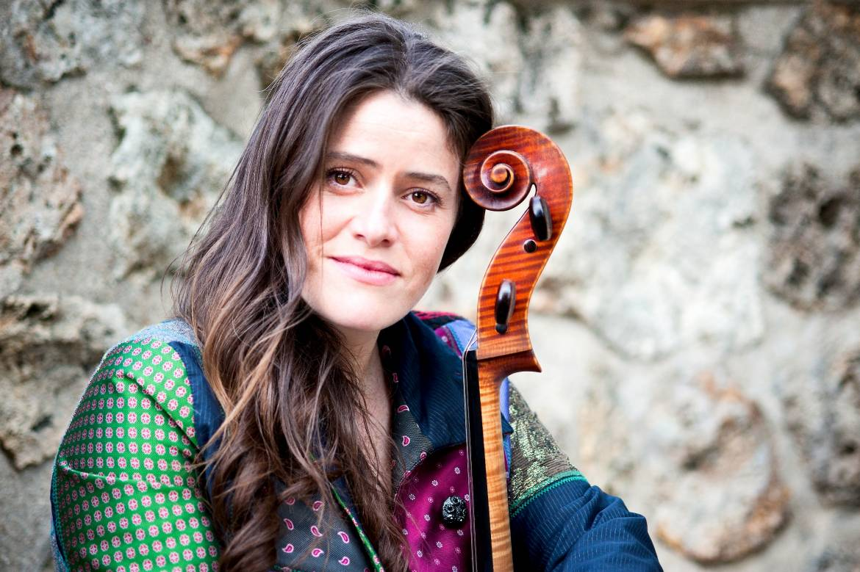 La violoncelliste Emmanuelle Bertrand - Photo François Sechet -