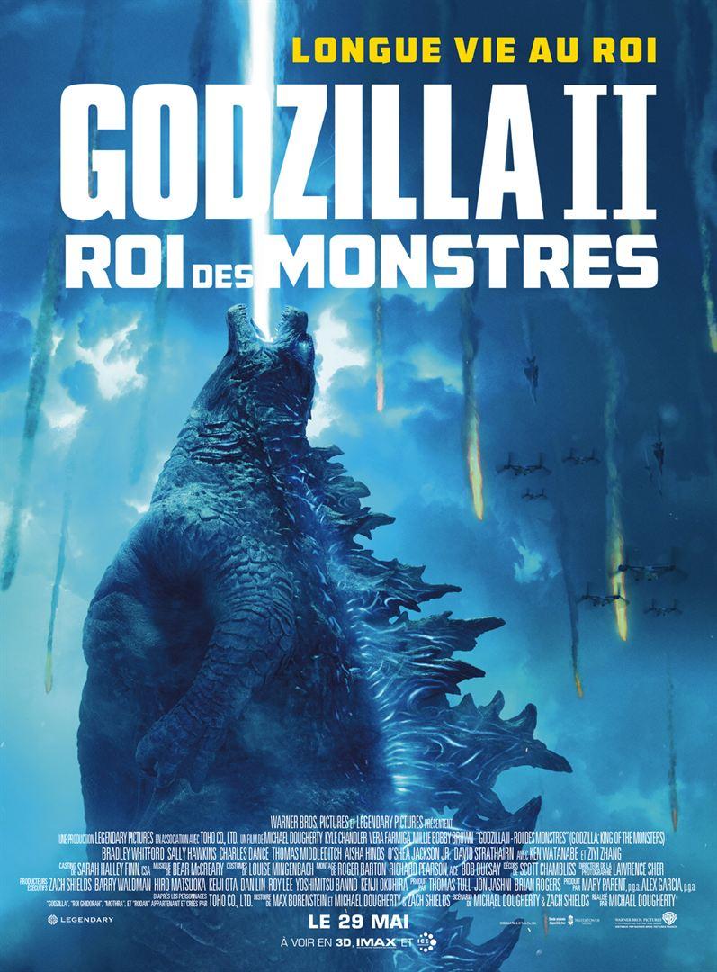 Godzilla II Affiche