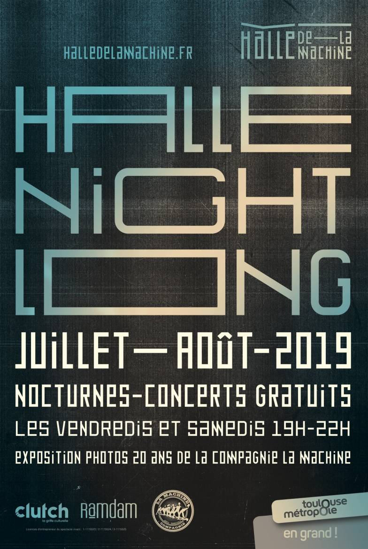 Halle De La Machine 19