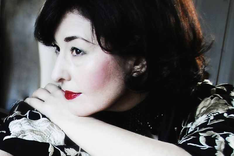 La pianiste Carmen Martinez-Pierret