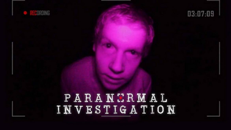 Paranormal Investigation de Franck Phélizon