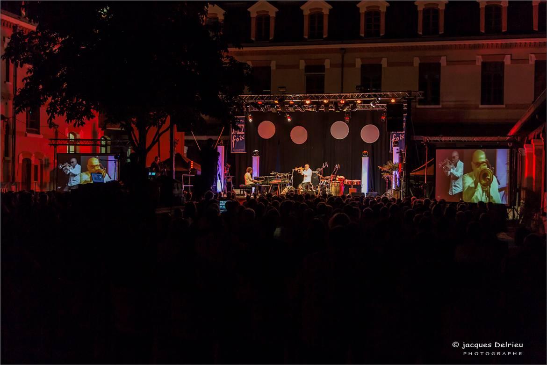 Jazz à Foix @ Jacques Delrieu