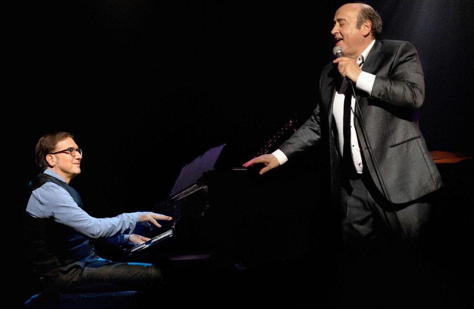 Michel Jonasz et Jean Yves d'Angelo