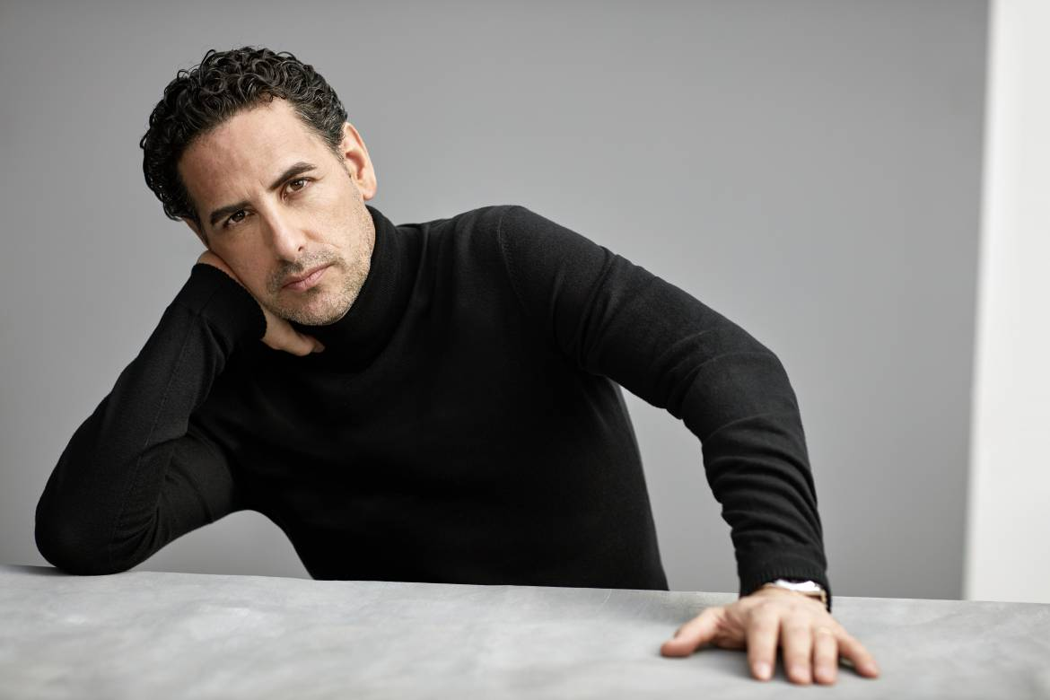 Juan Diego Florez © Gregor Hohenberg / Sony Music Entertainment