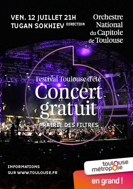 ONCT Banni Concert Gratuit