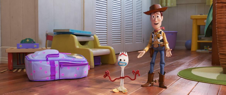 Toy Story 4 Film F Et W
