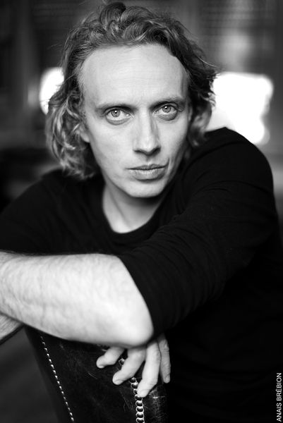 Le récitant William Mesguich - Photo Anaïs Brébion -