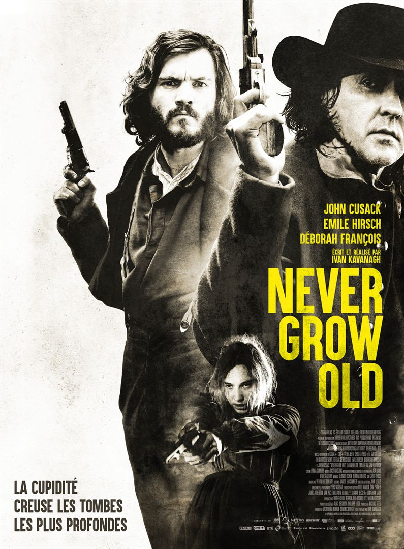 Never Grow Hold Affiche
