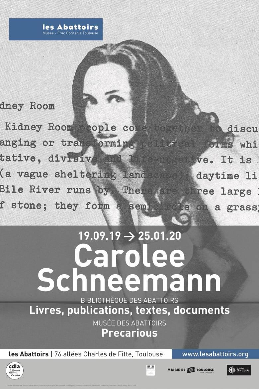 Carole Schneemann