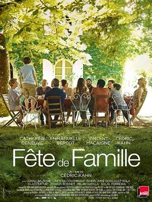 Fete De Famille Affiche