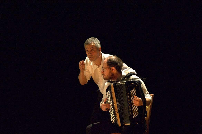 Bruno Putzulu et Gregory Daltin © Denis Vase