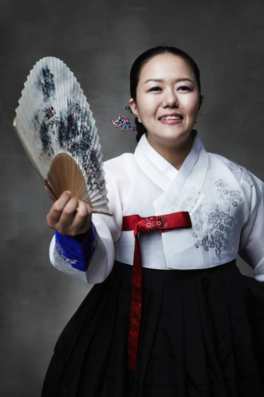 Min Hye-Sung © Lee Eun-sook