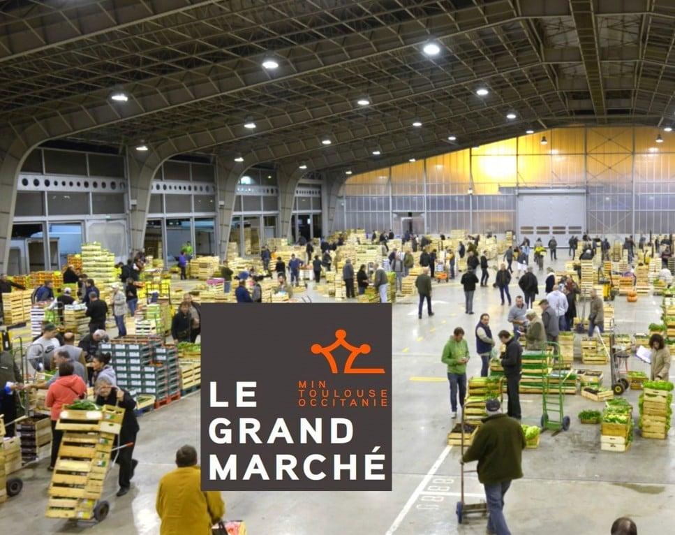 Marché d'Intérêt National (MIN) de Toulouse